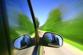 Hızlı sürücü — Stok fotoğraf