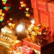 Holiday gifts - Foto de Stock