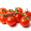 Isolated tomato — Stock Photo