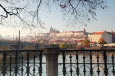 Panorama of Prague Czech Republic — Стоковое фото