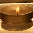 Candle — Stock Photo #11580359