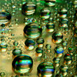 Multicolored waterdrops — Stock Photo #11580451