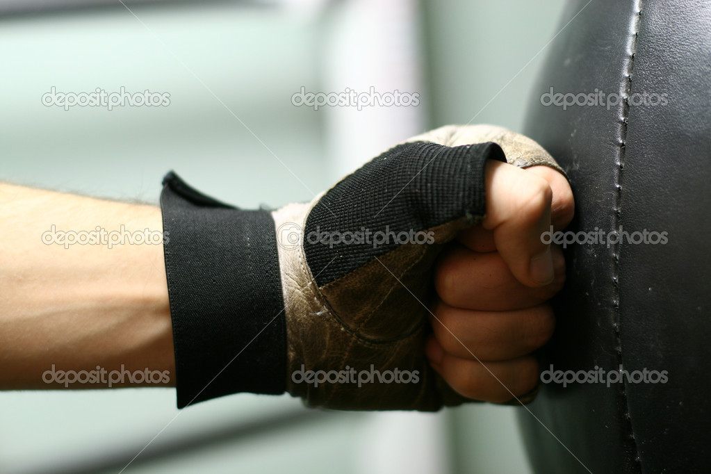 A punch — Stock Photo #11580239