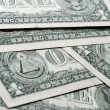 Dollar background - Foto Stock