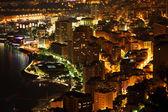 モンテカルロの夜のシーン — ストック写真