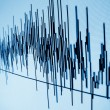 Stock Photo: Sound wave