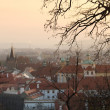 Panorama of Prague Czech Republic — Stock Photo #11955635