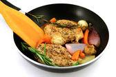 Añadir sabor y color a tu cocina. — Foto de Stock