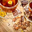 Black tea — Stock Photo #11151107