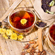 Black tea — Stock Photo #11151150