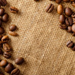 Royalty-Free Stock Photo: Vintage coffee background