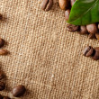 Stock Photo: Vintage coffee background