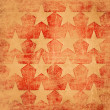 Royalty-Free Stock Photo: Dark grunge stars poster