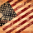 Grunge american flag — Stock Photo #11157306