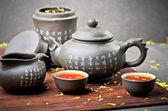 Tea natura morta — Foto Stock