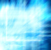 蓝色光芒抽象背景 — 图库照片