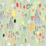 Floral design — Stock Vector #10735577