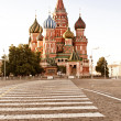St. basil cathedral in Moscow — Stock Photo #11655985