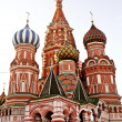St. basil cathedral in Moscow — Stock Photo #11656042