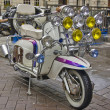 Lambretta - Stock Photo