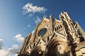 Siena Duomo — Stock Photo