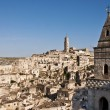 City of Matera — Foto de Stock