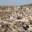City of Matera — Stock Photo