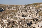 City of Matera — Stock Photo