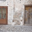 Old doors - Stockfoto