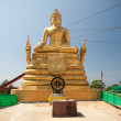 Stock Photo: Buddhstatue on Phuket island