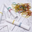Electrical drawings — Stock Photo #11114837