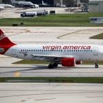 ������, ������: Virgin America Airbus A319