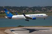 Thomas Cook Boeing 767-300 — Stock Photo