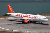 EasyJet Airbus A320 — Stock Photo
