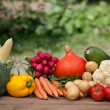 Fresh vegetables — Stock Photo #12158614