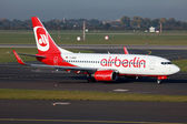 Air Berlin Boeing 737-700 — Stock Photo