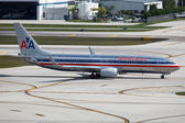 American Airlines Boeing 737-800 — Foto Stock