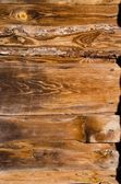 Old wooden building wall. — Stock Photo