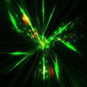 Abstracte fractal — Stockvector