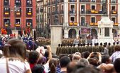 Valladolid Armed Forces Day 06 — Stock Photo