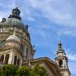 Stock Photo: St Stephens BasilicDome