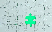 Puzzle Abstract Background — Stock Photo