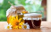 Healthy honey — Stock Photo