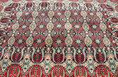 Fondo ornamental alfombra vintage — Foto de Stock