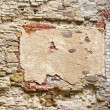 Old wall and various bricks background — Stock Photo #12289592