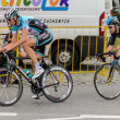 69 Tour de Pologne, 4th stage from Bedzin to Katowice. — Stock Photo