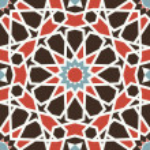 Arabesque seamless pattern — Stock Vector #10882872