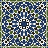 Arabesque naadloze patroon — Stockvector