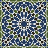 Arabesque naadloze patroon — Stockvector