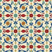 Arabic seamless pattern — Stock Vector